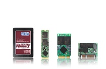 3D NAND SSD product line by ATP Electronics