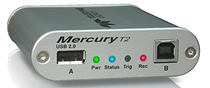 Mercury usb analyzer from Saelig