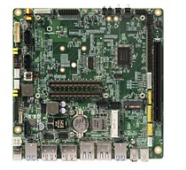 The congatec conga-IT6 Mini-ITX motherboard is designed for high-end embedded computing applications