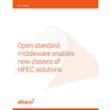 White Paper: Open standard middleware enables new classes of HPEC solutions