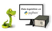 DAPtools for Python integrates the flexibility of Python with the real-time rigor of DAPL.  (Snake image: Julien Tromeur/Shutterstock.com)