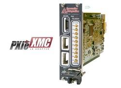 PXIe-XMC  adapts PCIe XMC