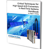 White Paper: Critical Techniques for High-Speed A/D Converters in Real-Time Systems