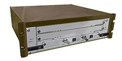 2 slot AdvancedTCA NEBs compliant.  CO-2