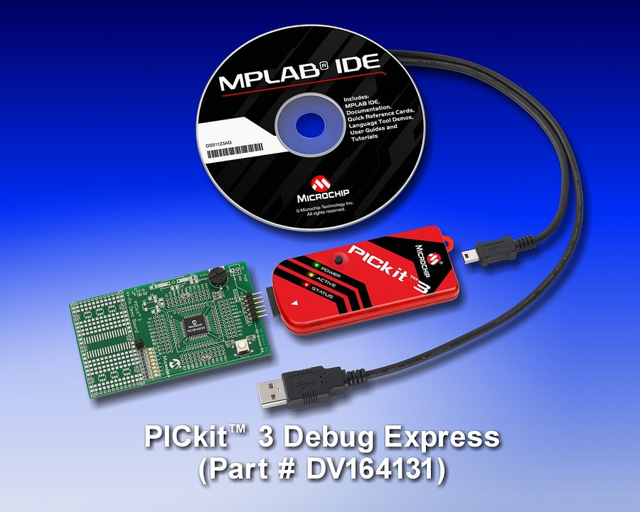Microchip Technology Introduces PICkit 3 Debug Express - Embedded