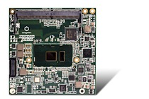 congatec COM Express Compact module conga-TC175 with Gen 7 Intel® Core™ SoC processor