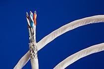 GORE® Ethernet Cat6A Cable  Photo: W. L. Gore & Associates, Inc.