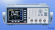 GW Instek\'s LCR-6000 from Saelig