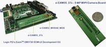 5 MP MIPI Camera Board for OMAP3/DM37x/AM37x