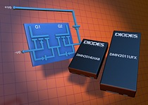 Bidirectional Switches from Diodes Incorporated Protect 1-Cell and 2-Cell Lithium Batteries During Charging