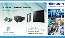 Clientron at SPS IPC Drives