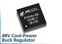New PI354x Cool-Power ZVS Buck Regulator
