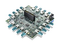 DesignCore interface card allows engineers to quickly connect up to 16 cameras or sensors with their NVIDIA Jetson AGX Xavier Developer Kit