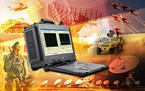 Pentek's Rugged, Lightweight Intelligent Signal Scanning Recorder