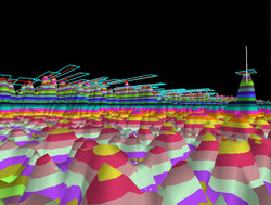 Blighter e-scan radar