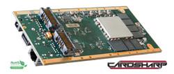 Cardsharp Single Board with HPC