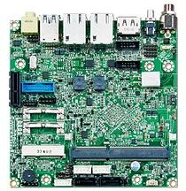 Portwell NANO-6061: A Nano-ITX board featuring Intel Celeron and Pentium processor N3000 series