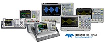 Teledyne Test Tools (T3) Range of Test Equipment from Saelig
