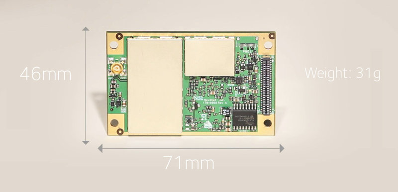 OEM7700 from Novatel Wireless, Inc  - Embedded Computing Design