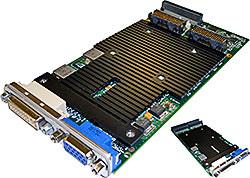 XMC-E24D / PMC-E24D Dual GraphicsPDSi