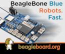Meet BeagleBone Blue. Robots. Fast.