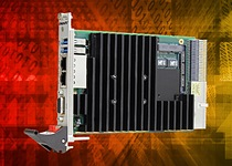 CompactPCI PlusIO SBC with Intel Atom Apollo Lake-I