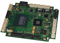 ADLQM87PC PCIe/104 SBC Based on 4th Generation Intel® Core™ Processor