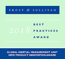 ACEINNA OpenIMU Sensing Platform Earns the Global New Product Innovation Award from Frost & Sullivan
