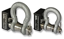 Wireless Load Monitoring Shackles