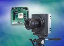 MityCAM-C50000 & MitySOM-A10S image processing board