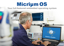 Enhanced Micrium OS, platform builder accelerate embedded, IoT design