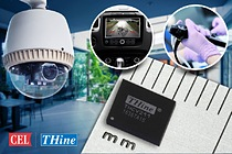 THine's products include Serializer and Deserializer ICs deploying LVDS and V-by-One® HS industry standards.