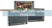 LWT-101O 10.1 inch widescreen industrial display monitor