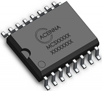 MCx1101 family of ±5A, ±20A, and ±50A Current Sensors for industrial and power supply applications. are now available for sampling and volume shipments from Mouser