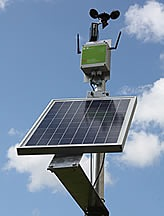 Wireless Solar Powered Instrumentation / Data Collector