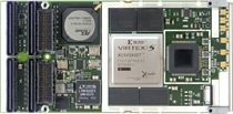 AD1520 Dual Channel 1.5GSPS 8-bit ADC XMC / PMC module from VMETRO