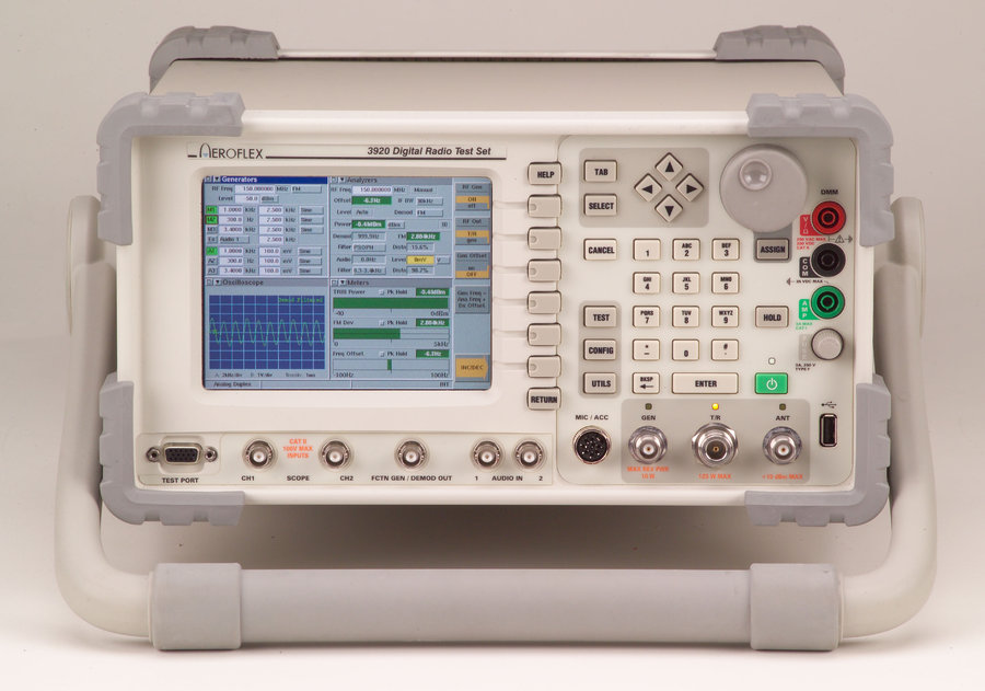 Aeroflex Adds New P25 Phase II TDMA Test Functions to the