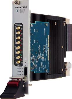 3U VPX Board Multichannel, High-Speed Data Converter