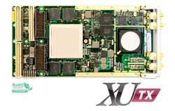 XU-TX xmc Two 5.1 GSPS 16-bit DACs  Xilinx UltraScale