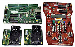 ZigBee RF4CE wireless/REB231ED-EK evaluation kits