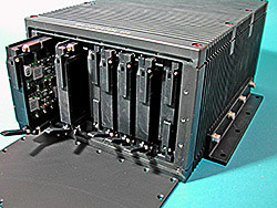 VPX Conduction Cooled Rugged Enclosures