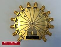 DelfMEMS SP12T test board