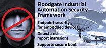 Icon Labs' Floodgate Security Framework solution provides a platform for developing secure, connected devices.