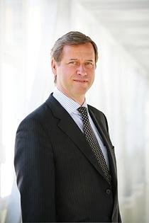 Rudi De Winter, X-FAB\'s CEO