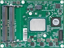 Portwell PCOM-B701: A COM Express 3.0 Type 7 COM Express module featuring Intel Atom processor C3000 series, four 10GbE interfaces and extended temp -40°C to +85°C