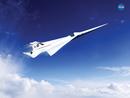 NASA supersonic passenger aircraft contract won by Lockheed Martin