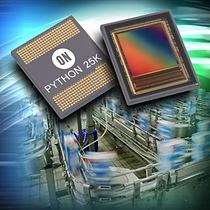 PYTHON 25K image sensors