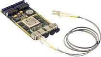 XMC-FPGA05F User Programmable Virtex-5 FPGA XMC/PMC module with Quad Fiber-Optic Transceivers