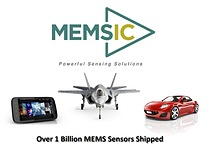 MEMSIC is a world leader for the consumer electronics, communications, automotive, medical and industrial sensing sectors
