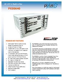 PXS0640 Datasheet